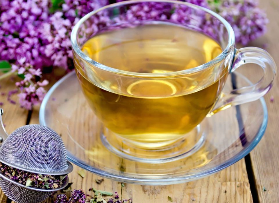 Чай от алкоголизма чабрецом